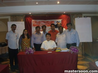 Master Soon with Studens in India