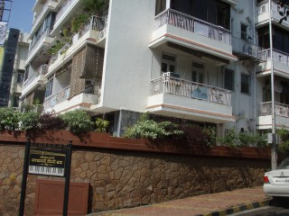 Master Soon - Frontage of Lata Mangeshkar's house