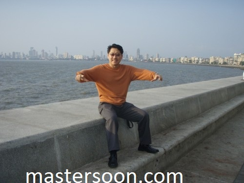 Master Soon in Mumbai, Sept 2009