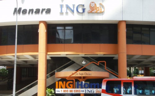ING Insurance Feng Shui - Master Soon    保险公司风水 孙锦皇