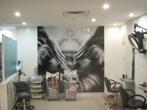Feng Shui of Hair Salon  美发院风水布局