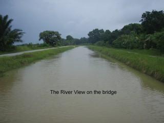 River View on the Bridge