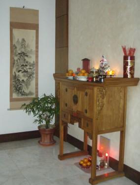 Alter feng shui 神桌风水