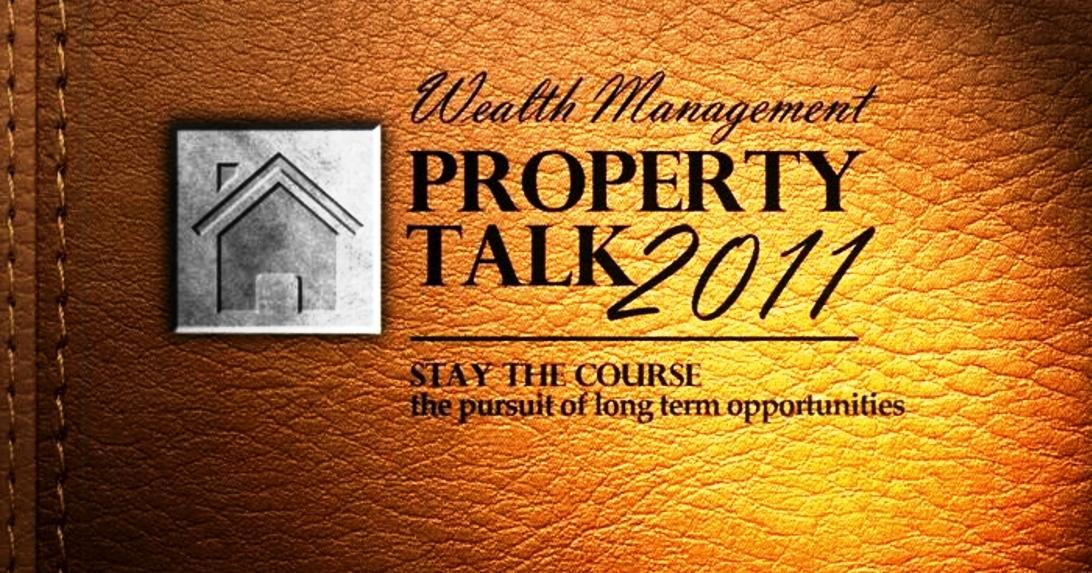 Property Talk on 15 January 2011