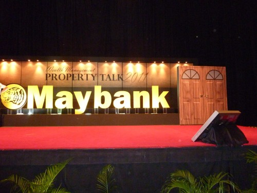 Maybank Organised Property At KLCC on 15 Jan 2011