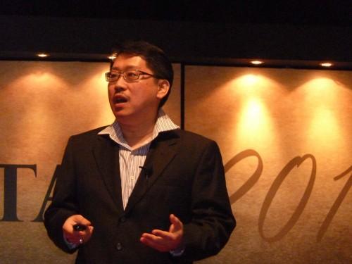 Master Soon at Maybank Property Talk 2011 in KLCC