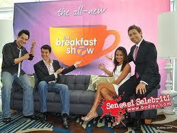 Master Soon in The Breakfast Show on 02 Feb 2011