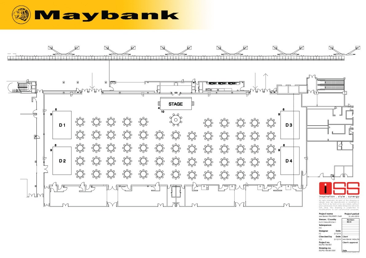 The Organizer - MayBank, the prominent bank of Malaysia