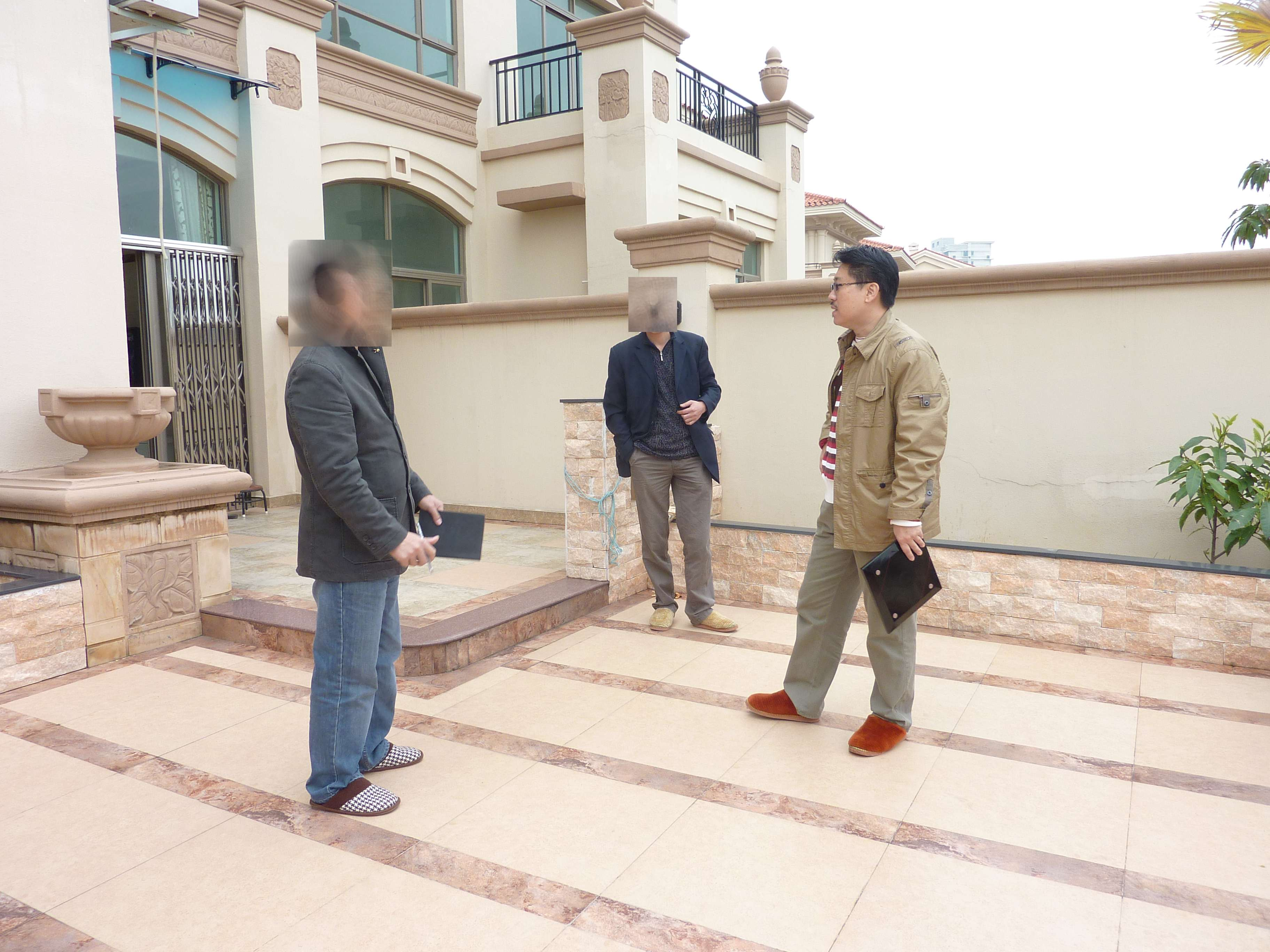 Master Soon In Guangdong, China 孙老师诊断风水 一针见血
