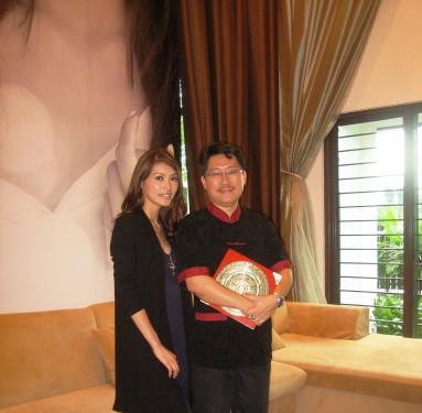 Master Soon & Amber Chia