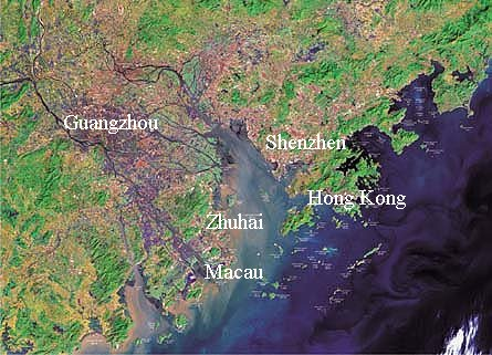 "Although Hong Kong & Macau are famous internationally, however, these 2 cities are just play the role as Left Right ""Body Guard"" of Water Mouth to Guangzhou.  Hong Kong and Macau were just fishing villages before the arrival of Portuguese and later English in 16th & 17th century, while, Guangzhou has been a township since 2000 years ago..........."