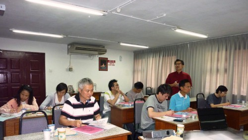 Feng Shui Module 2 by Master Soon on 13-14 Aug 2011 at Penang.