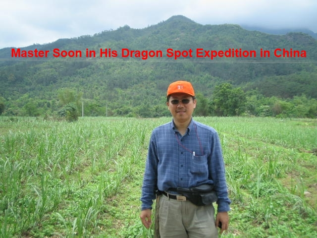 Real Dragon Spotting Expedition by Master Soon
