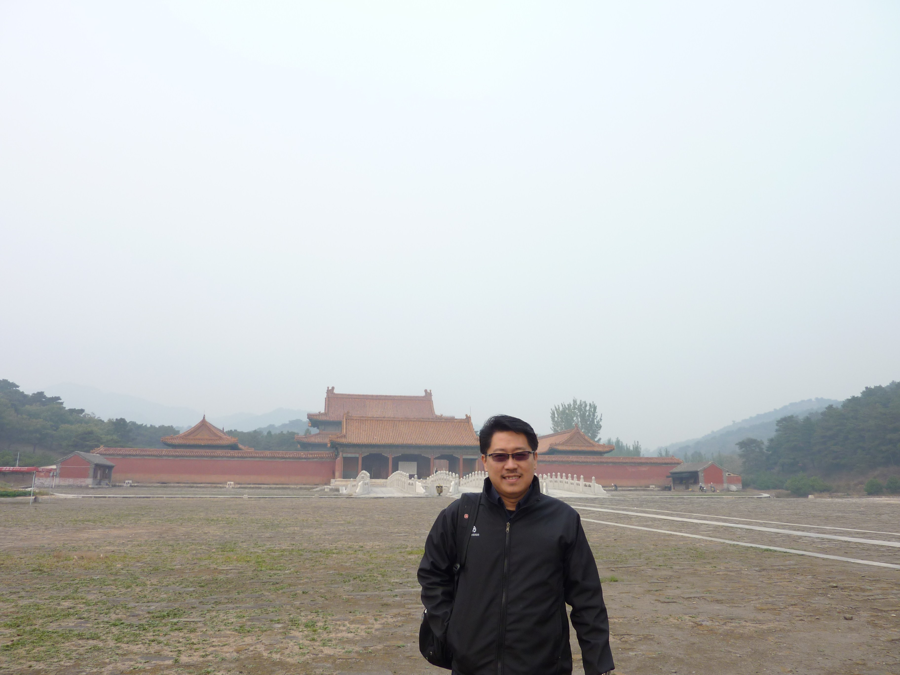 Master Soon in Hebei, China Oct 2011. This 2 weeks Trip was meant for understanding the Might of China as a World Power.