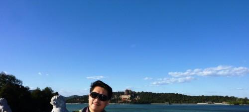 Master Soon in Beijing Feng Shui Trip
