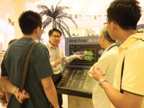 Good or Bad Shopping Mall Feng Shui? There is always a reason for that.