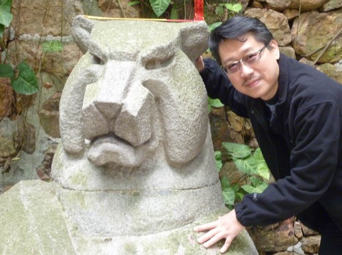 Master Soon in China Feb2012