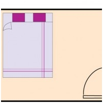 3 – Ideal bed orientation