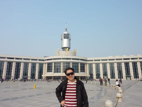 Master Soon in Tianjin