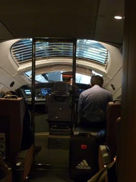 Bullet Train Captain