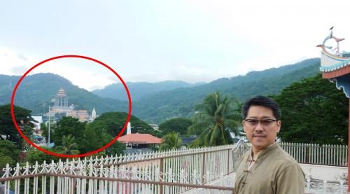 I had ended Daoism meditation on 28 April 2012.