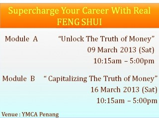 Supercharge Your Career With Real FENG SHUI