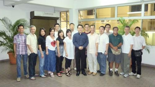 Dao Workshop II on 30 June 2012 道统 二讲 二0一二年六月三十日