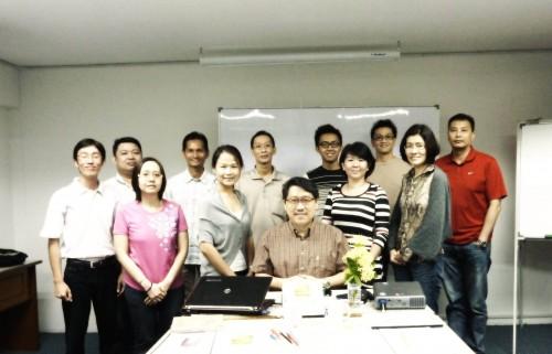 Dao Feng Shui 4 + Mian Xiang Workshop on 18-19 Aug 2012