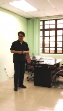 Good Office Feng Shui by Master Soon Oct 2012