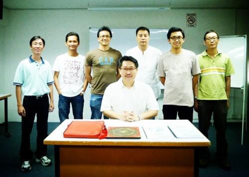 Professional Daoism Workshop Series on 24 April 2013