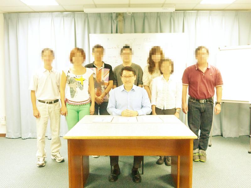 Master Soon Yijing Module I 易经初级 on 20 April 2013