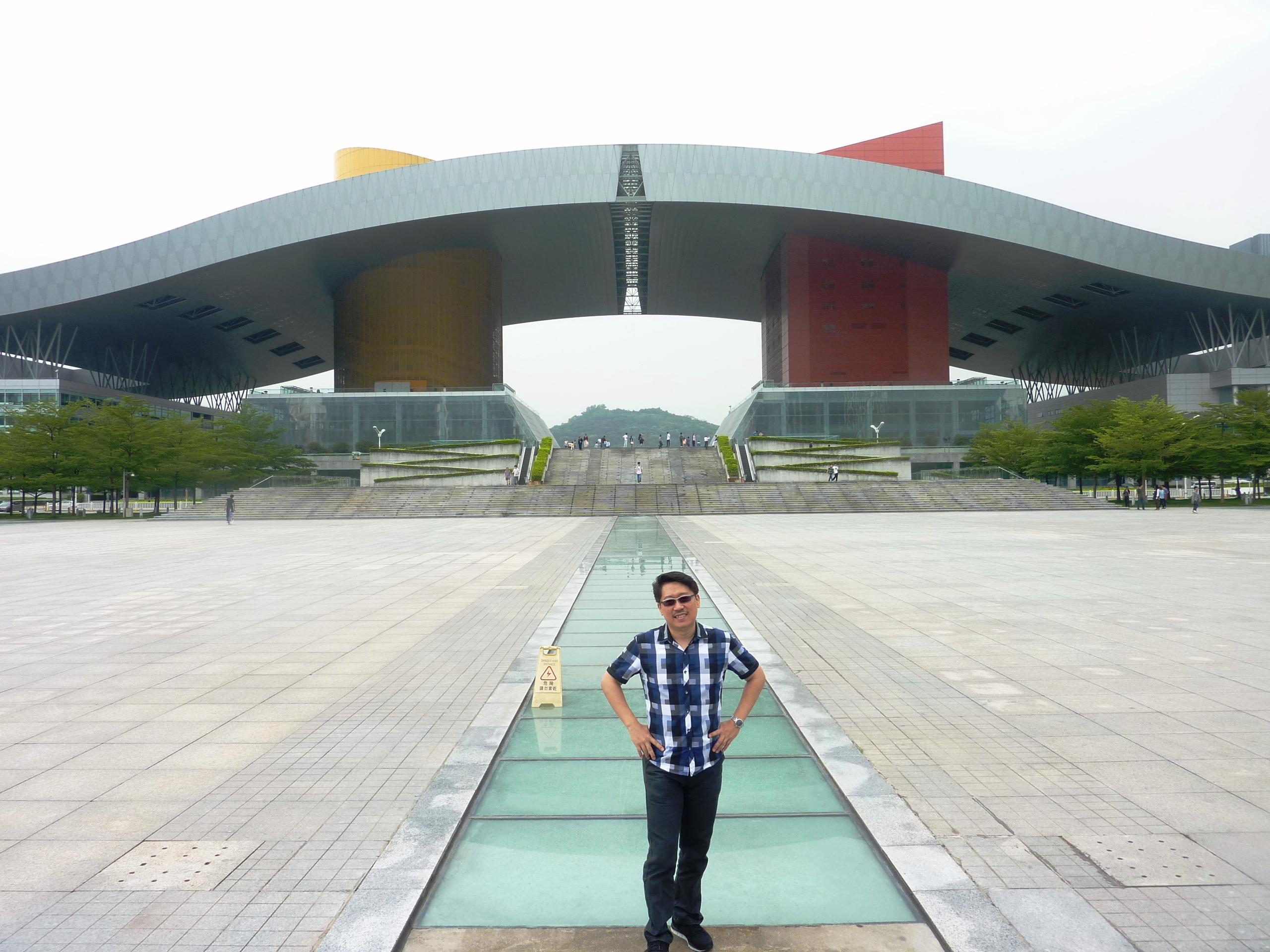 Master Soon in Shenzhen during Month of May the Summer China Feng Shui Consulting Trip 2013