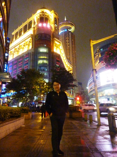 Shanghai Feng Shui in May 2013 by Master Soon