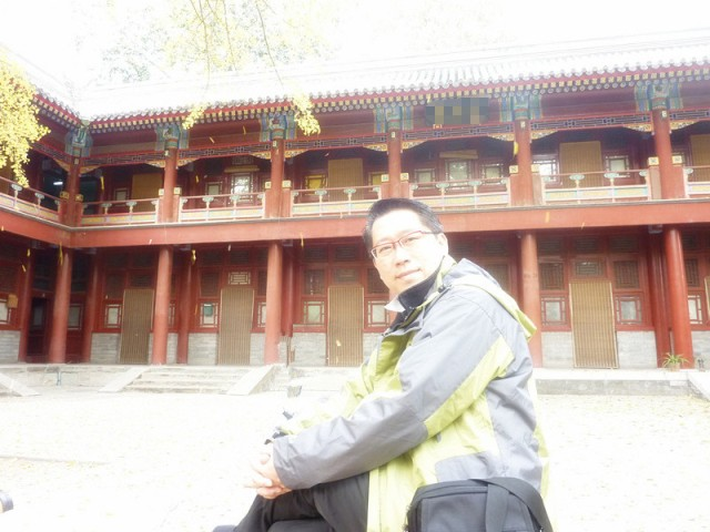 Master Soon at Monastery in Nov 2013