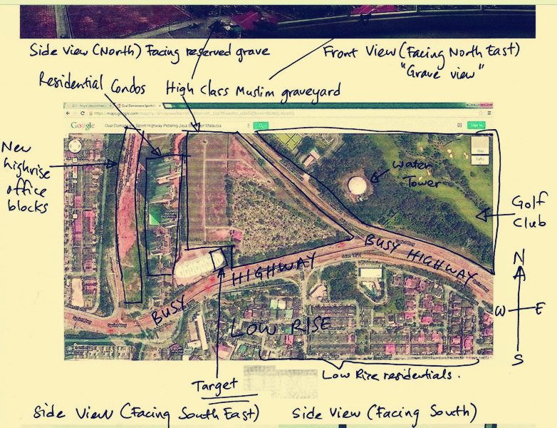 2014 Feb 17 Kuala Lumpur Feng Shui Audit Case Study