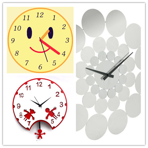 wall clock feng shui 时钟风水