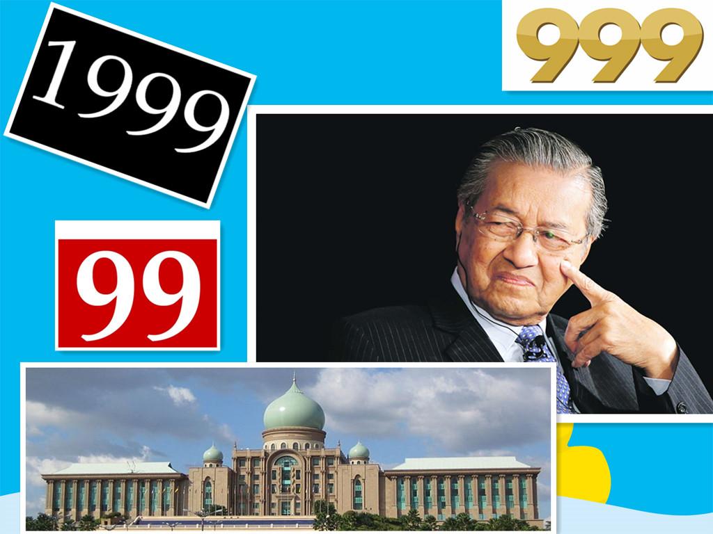 Tun Dr. Mahathir & Malaysia Putrajaya Feng Shui