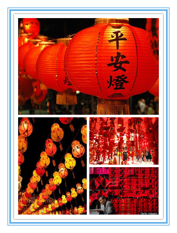 Chinese New Year Feng Shui 2015