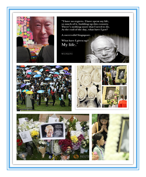 Rest in Peace, Mr Lee Kuan Yew