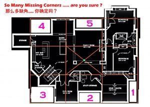 Missing Corner