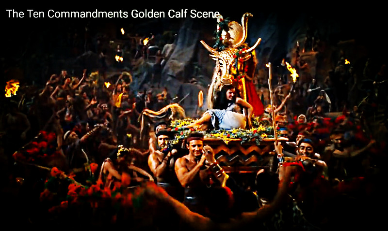 Woman of Golden Calf