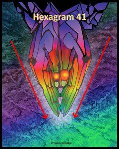 Hexagram 41