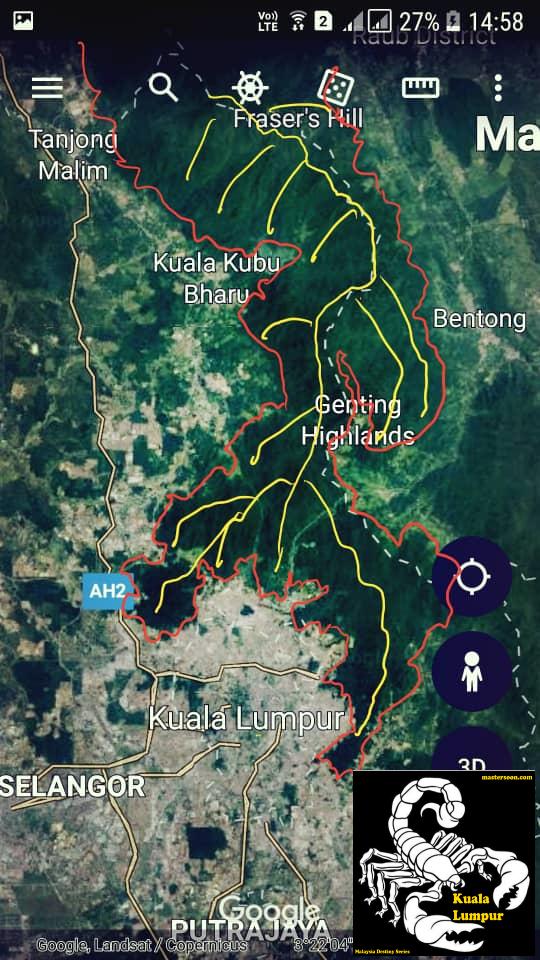 Malaysia Destiny by Master Soon