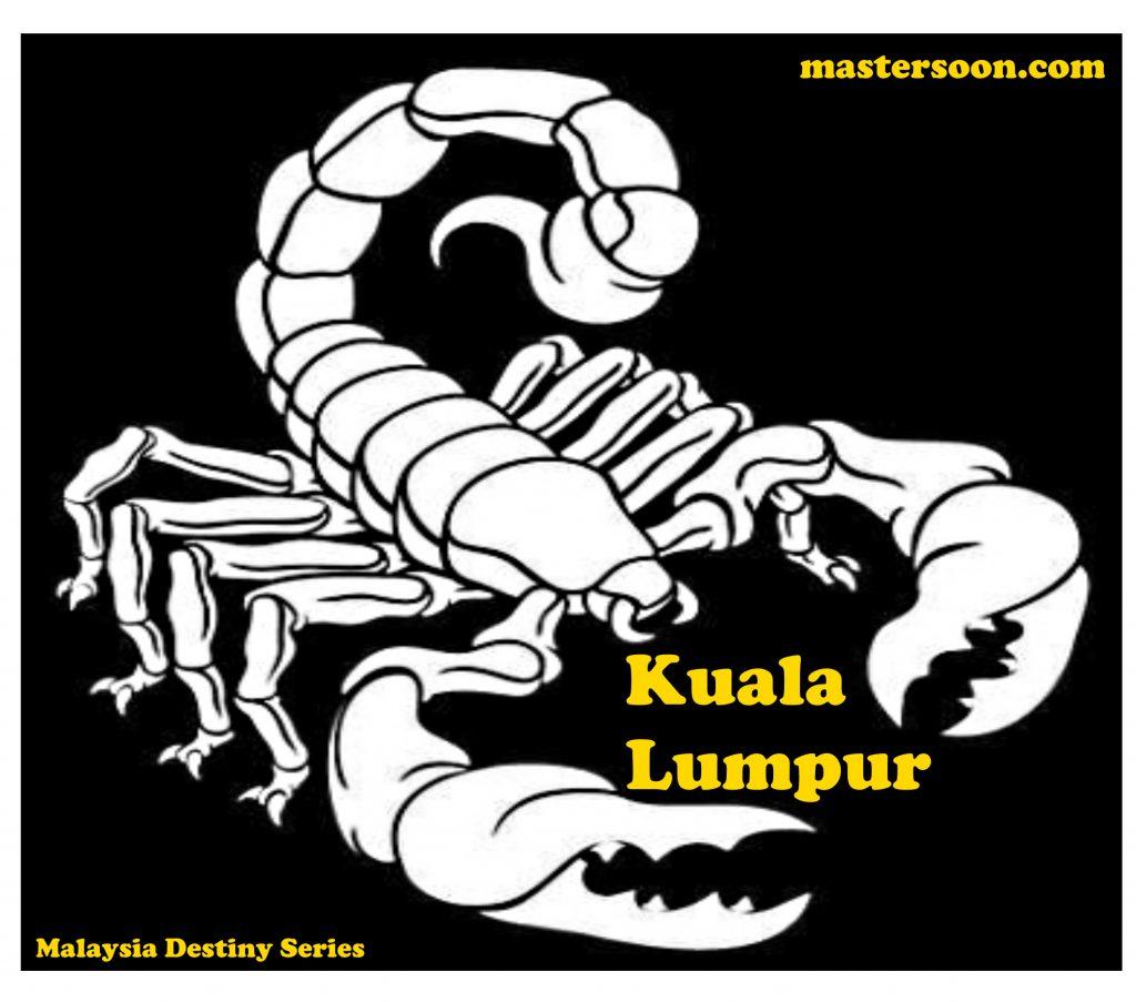 Kuala Lumpur Scorpion Feng Shui