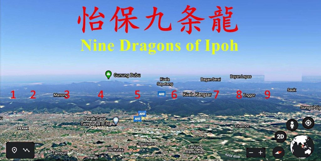 Ipoh Nine Dragons