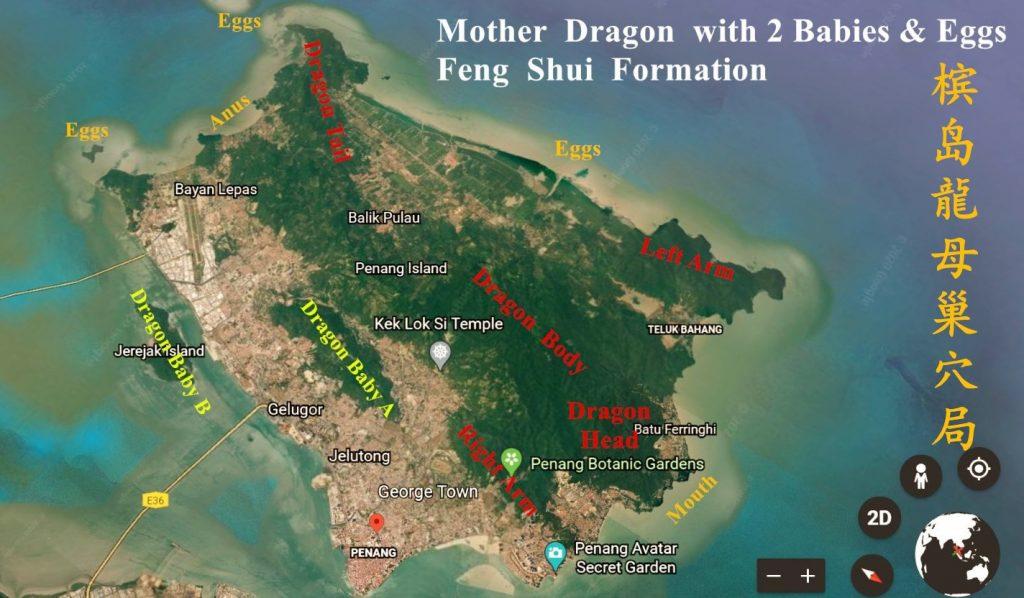 Penang Dragon Feng Shui