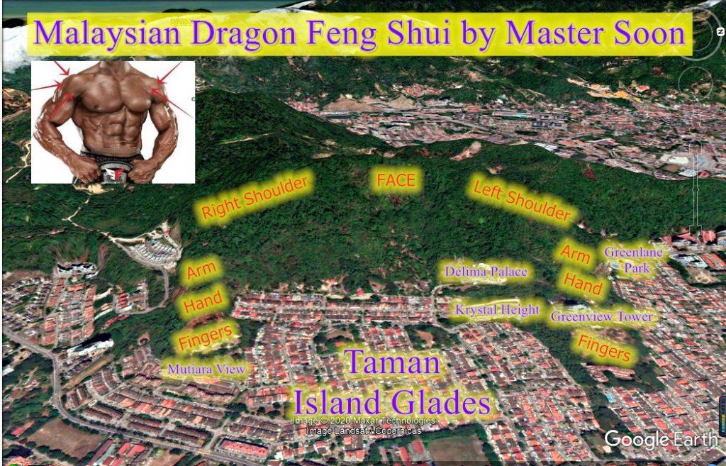 Island Glades Dragon Feng Shui