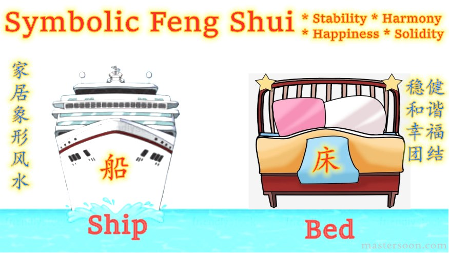Home Symbolic Feng Shui Tips