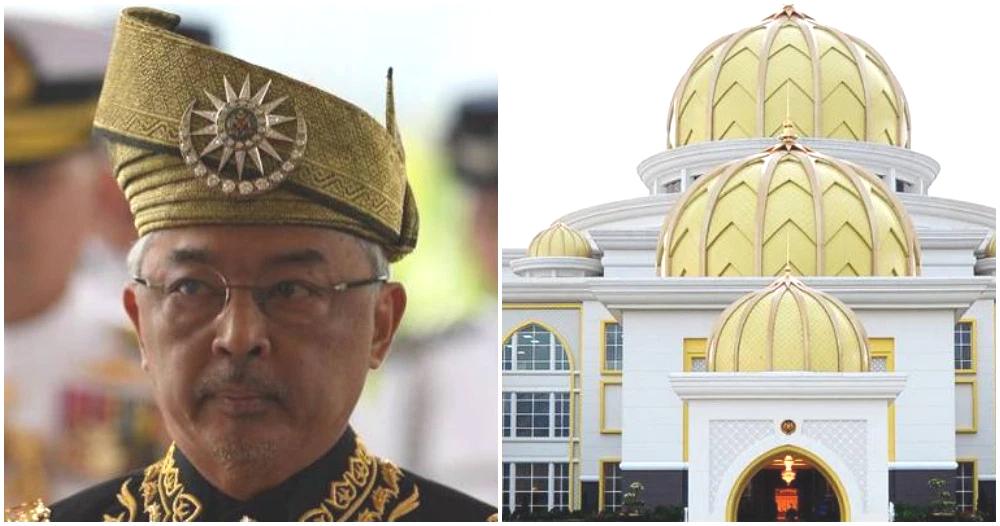 Agong Malaysia Destiny 2021