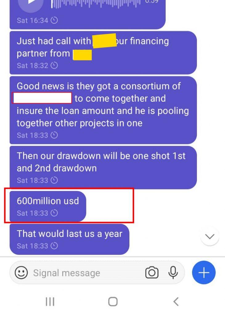 600 million Feng Shui